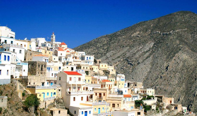 village-olymbos-of-karpathos